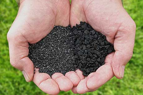 Vapour Phase Activated Charcoal